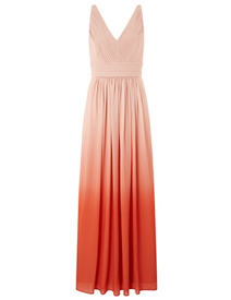 Olwen Ombre Maxi Dress, Monsoon, £179