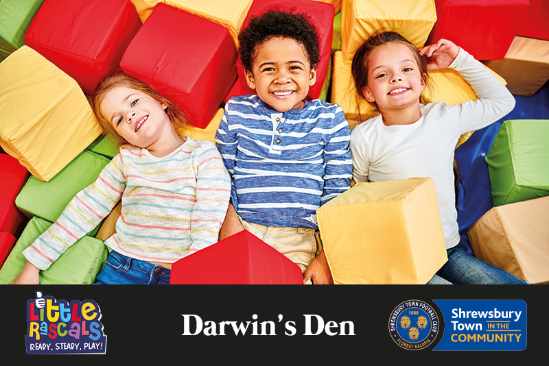 Darwins Den Is A Free To Use Soft Play Area For Children Aged Eight And Under We Have Tables And Chairs Available To Give You Somewhere To Sit And Rest